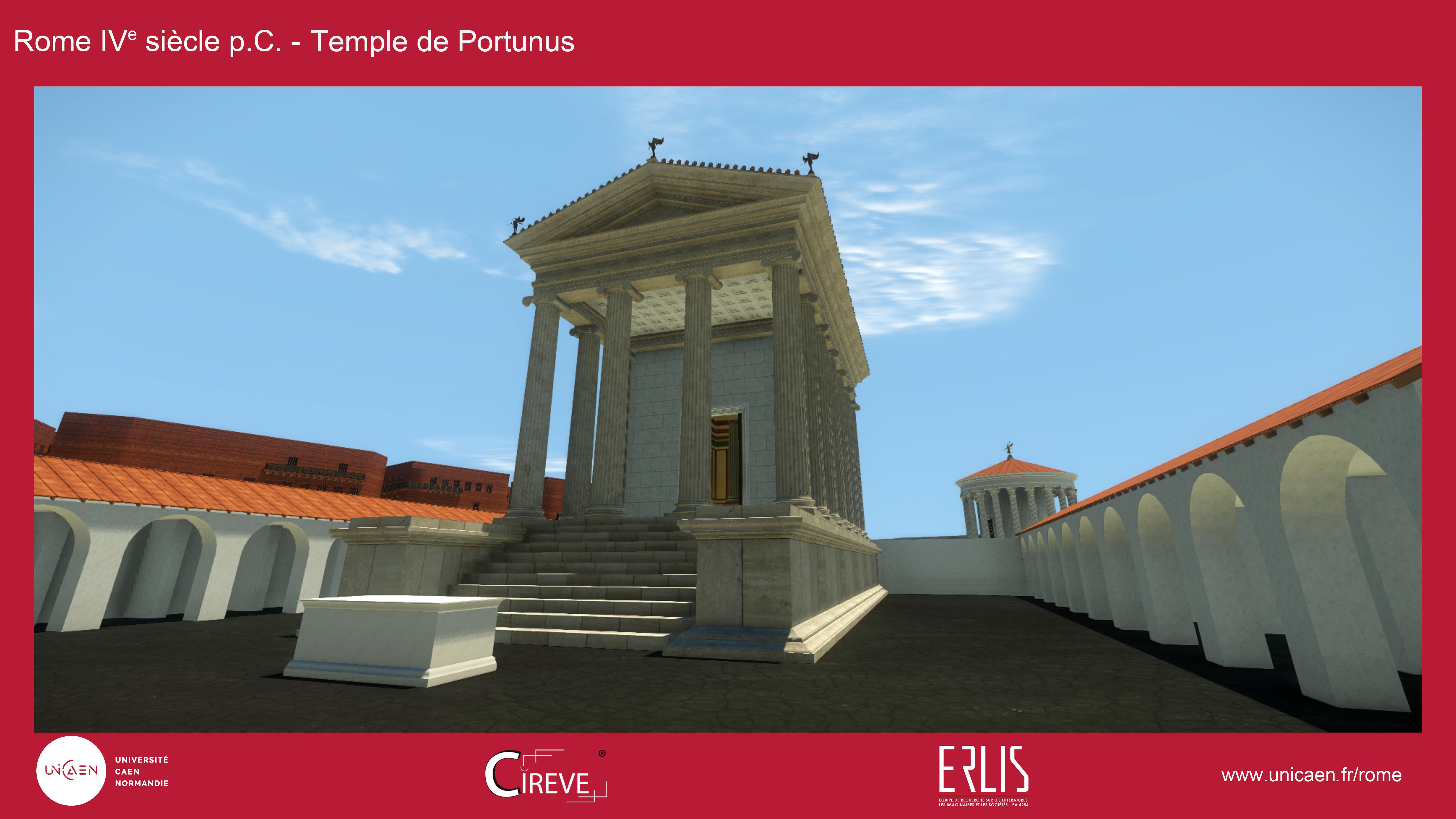 Temple de Portunus