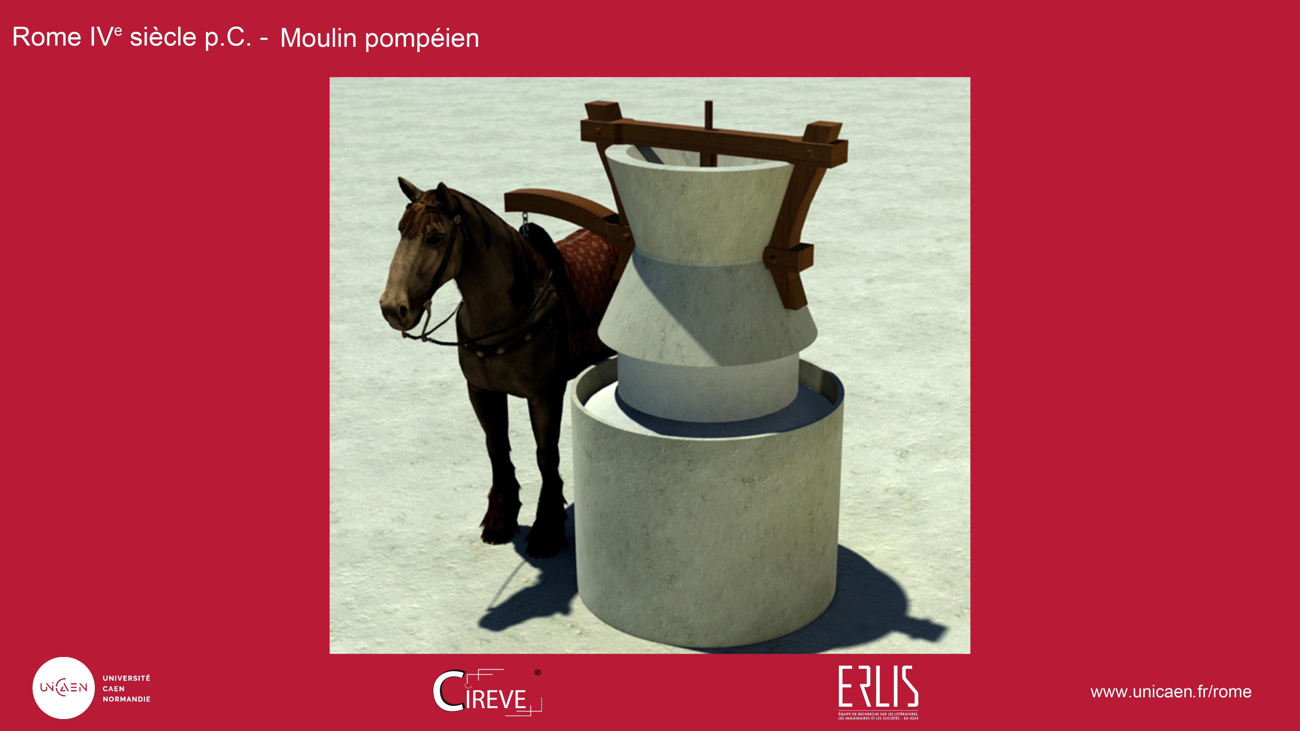 Moulin pompéien