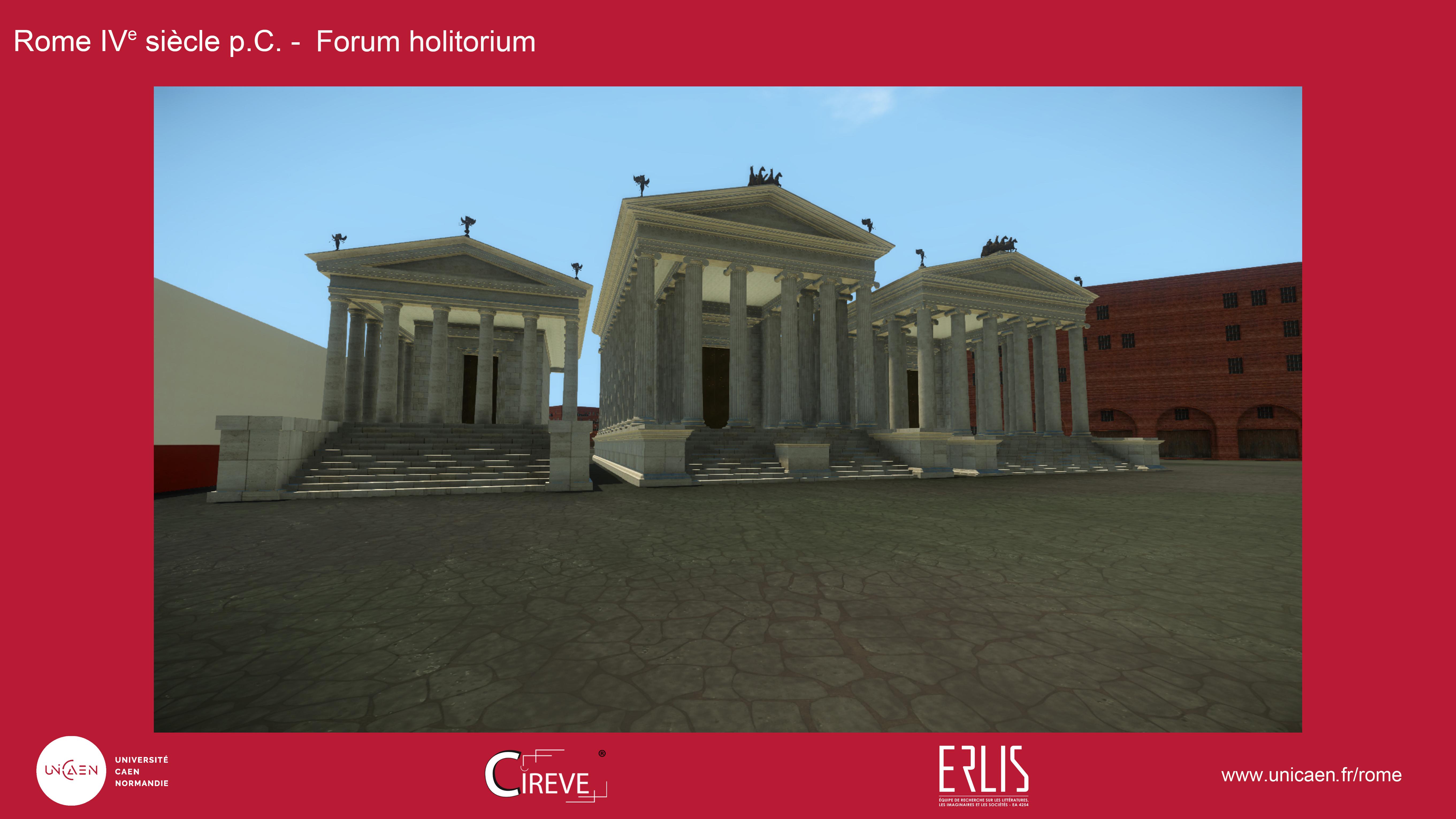 Forum Holitorium