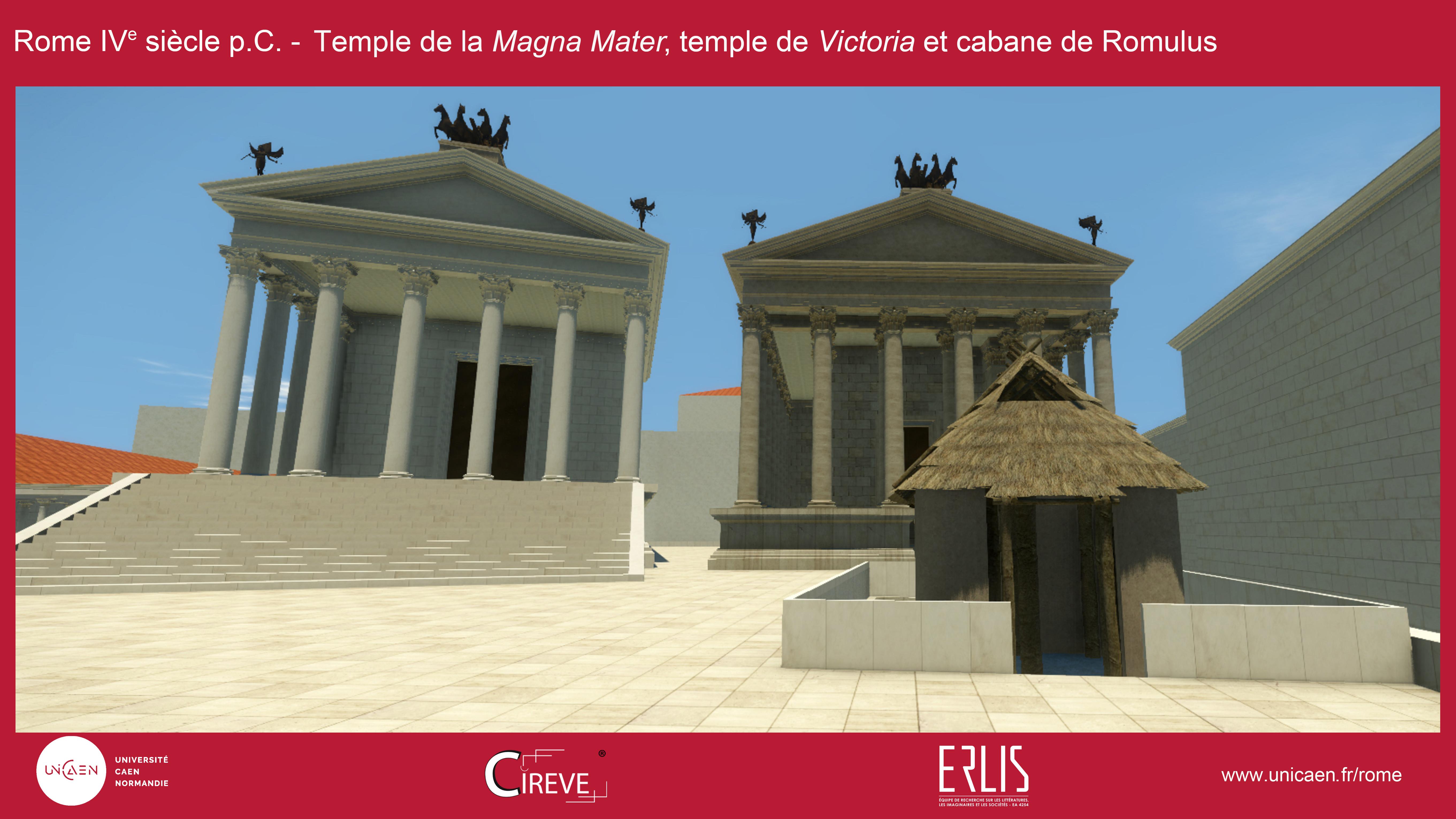 Temple de la Magna Mater