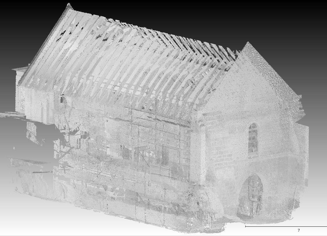 Tours chapelle Saint-Libert (Acquisition)