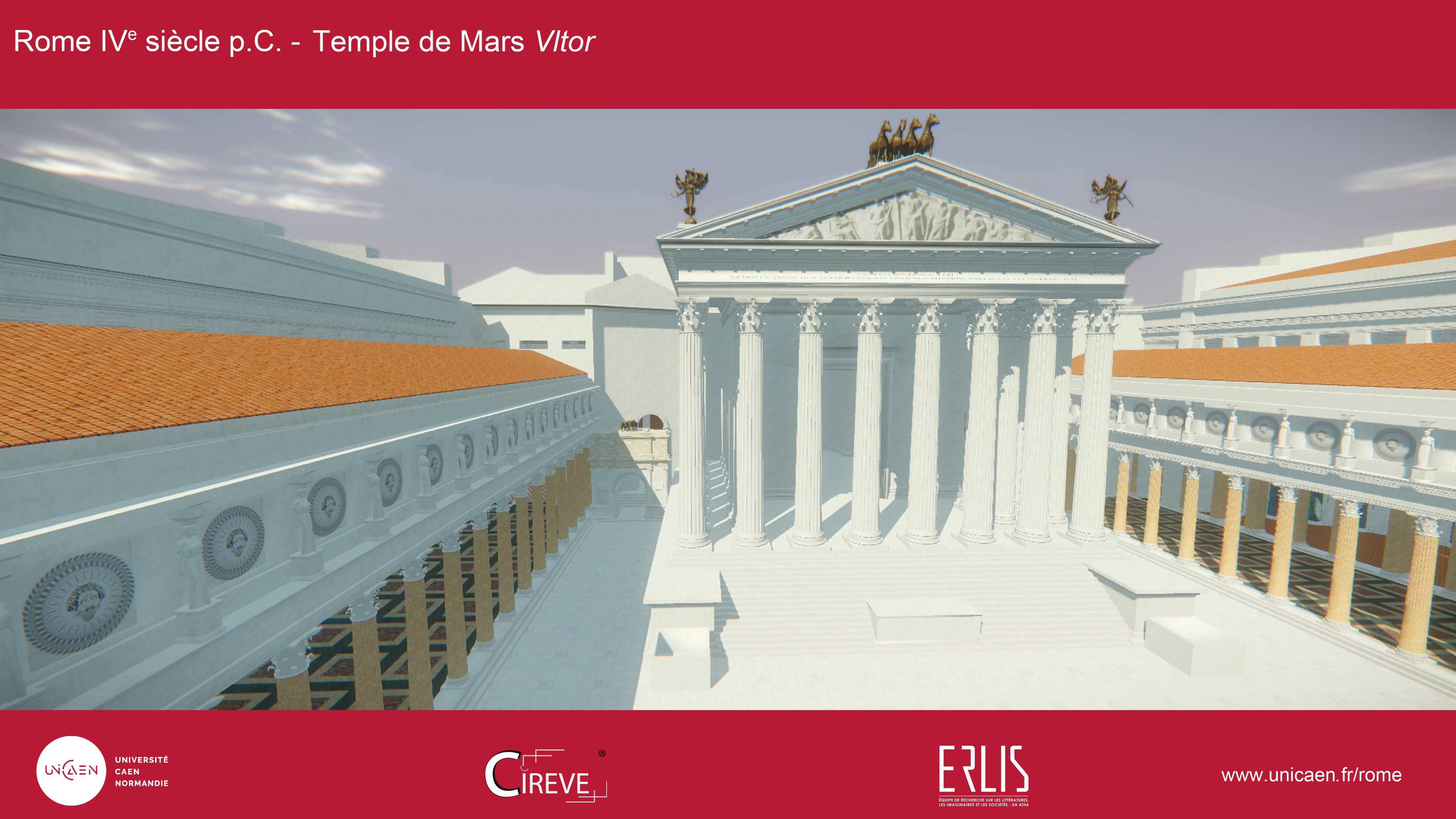 Temple de Mars Vltor