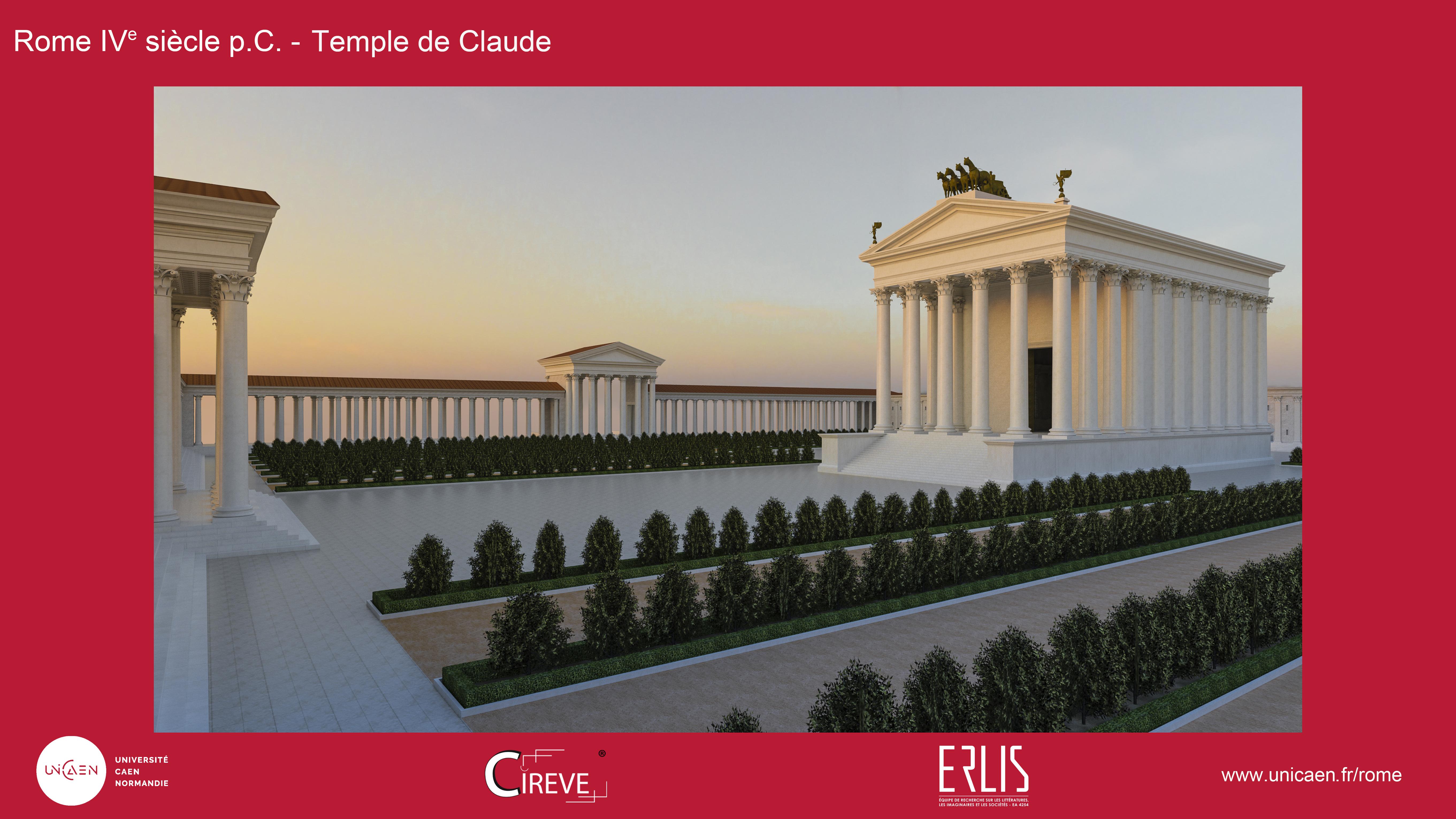 Temple de Claude