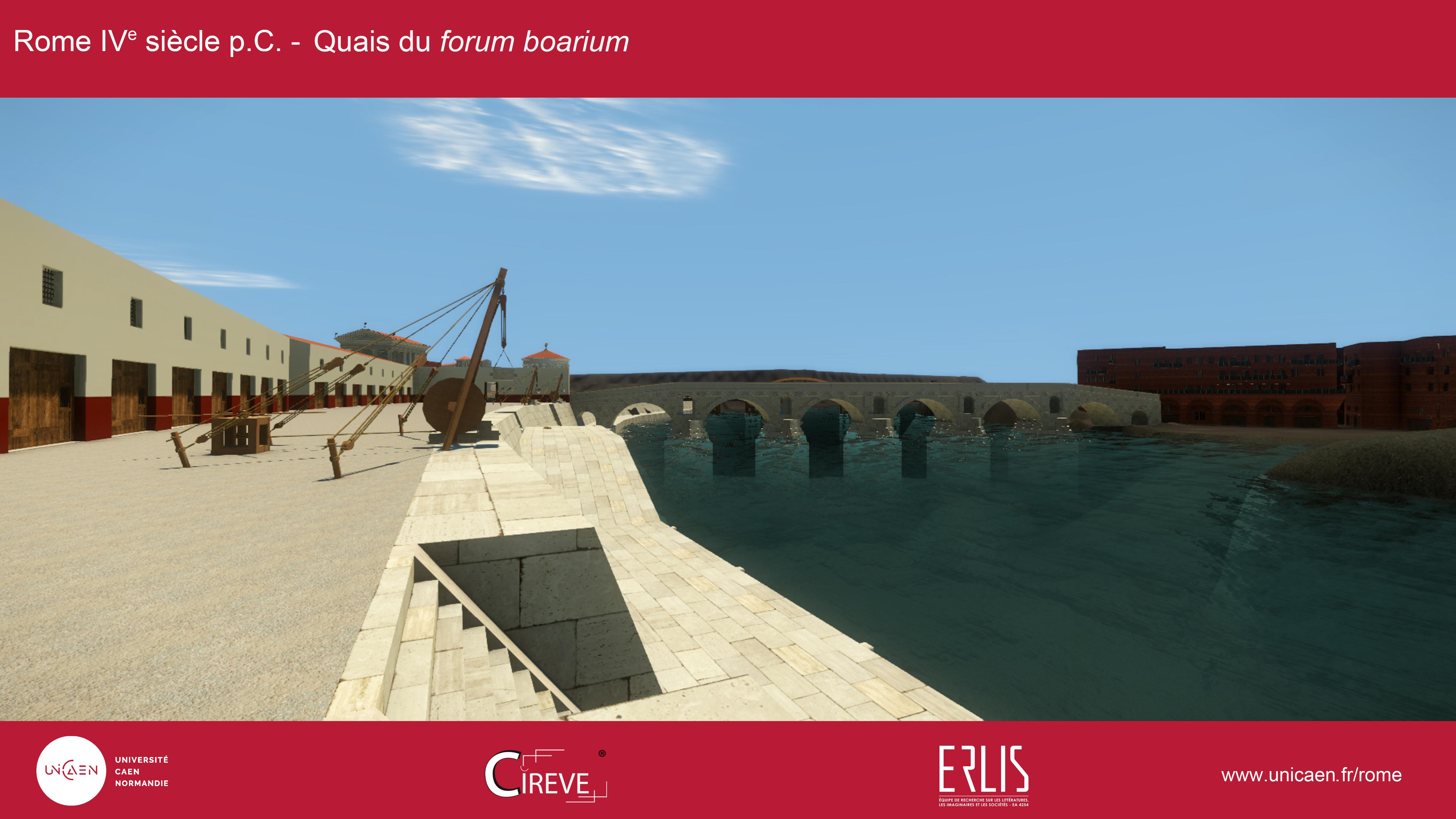 Quais du forum boarium