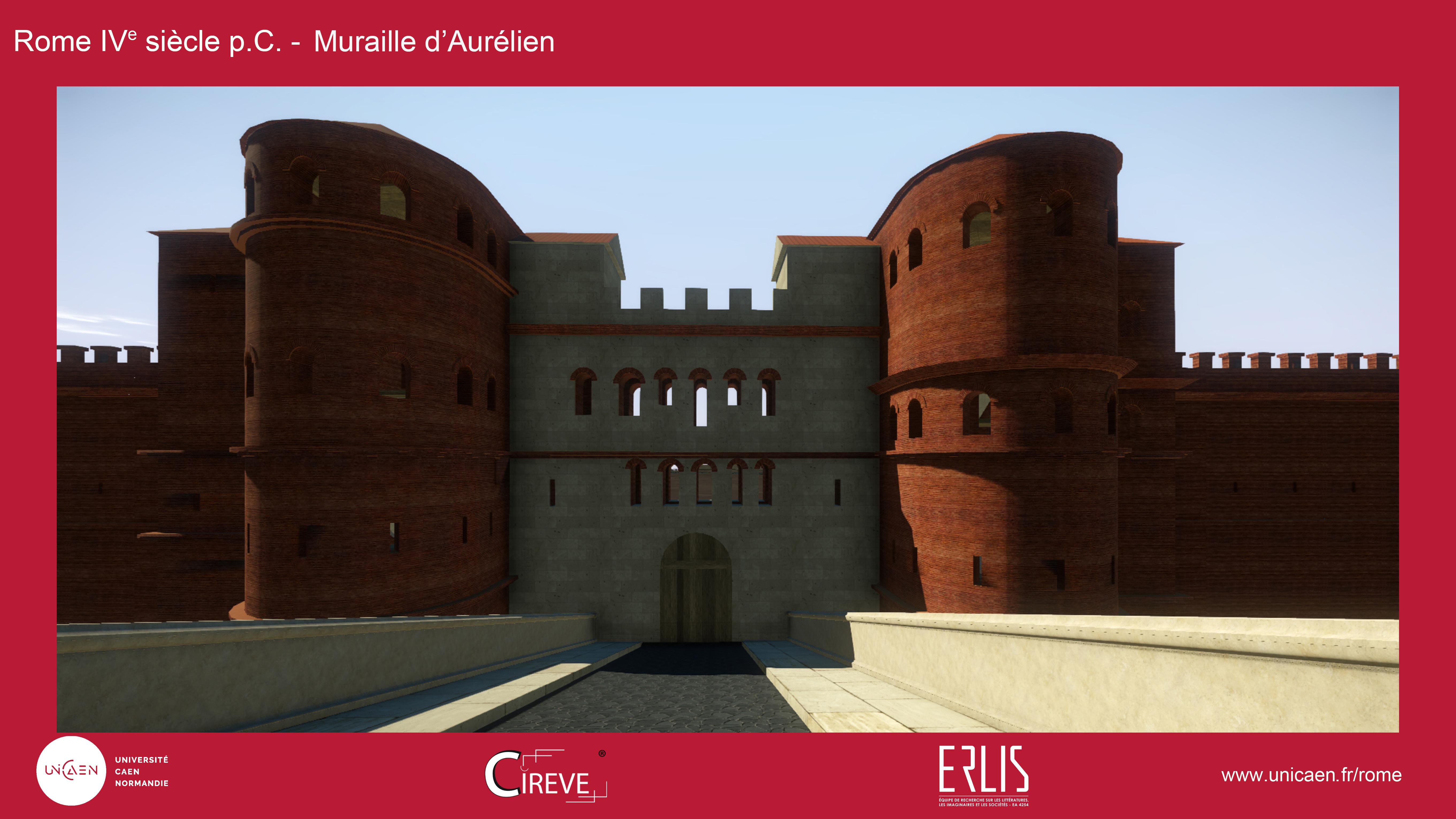 Muraille d'Aurélien