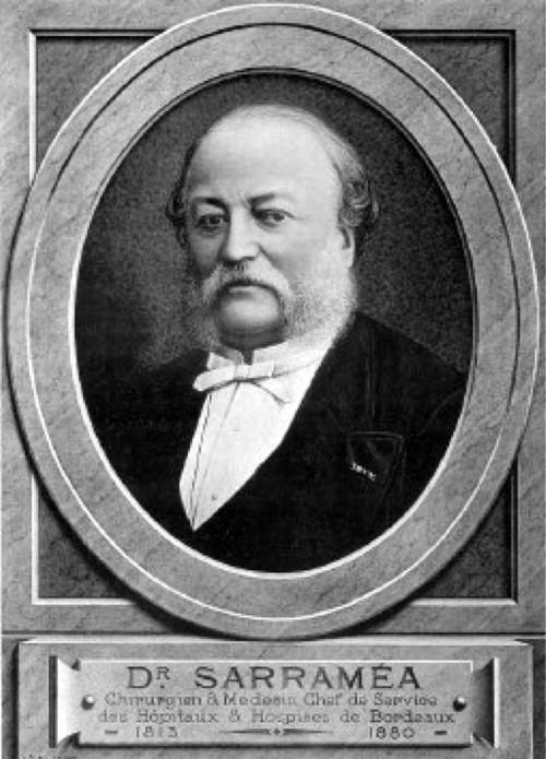 Fig. 9. Jean-Isidore Sarraméa.